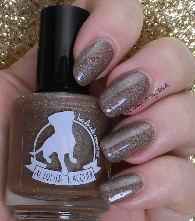 ALIQUID Lacquer Dogged | Be Happy And Buy Polish