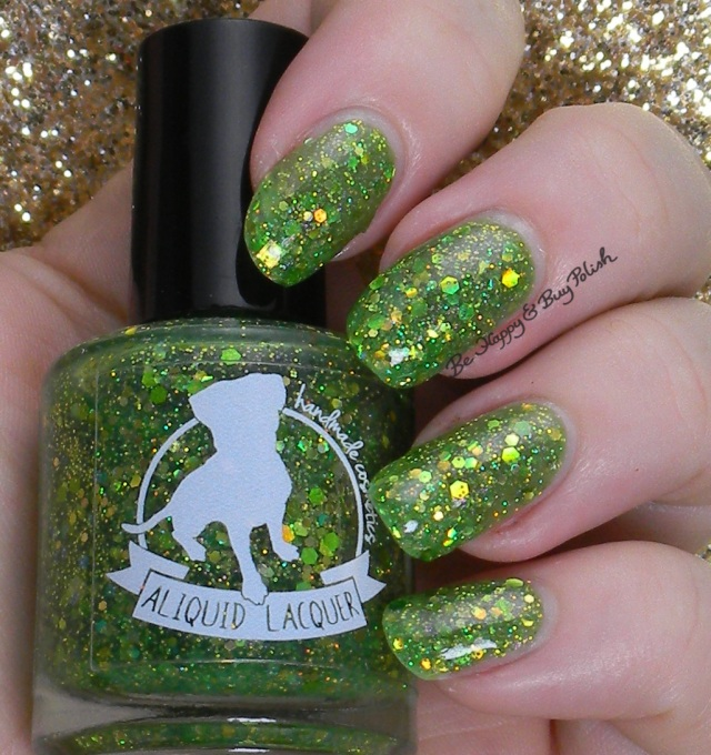 ALIQUID Lacquer Gregarious | Be Happy And Buy Polish