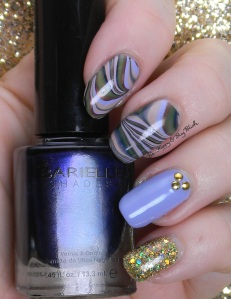 Barielle Jetsetter collection, KBShimmer Dressed to Gild | Be Happy And Buy Polish