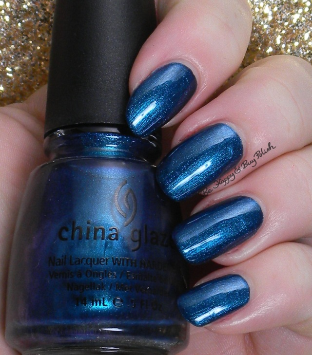 China Glaze Rodeo Fanatic | Be Happy And Buy Polish
