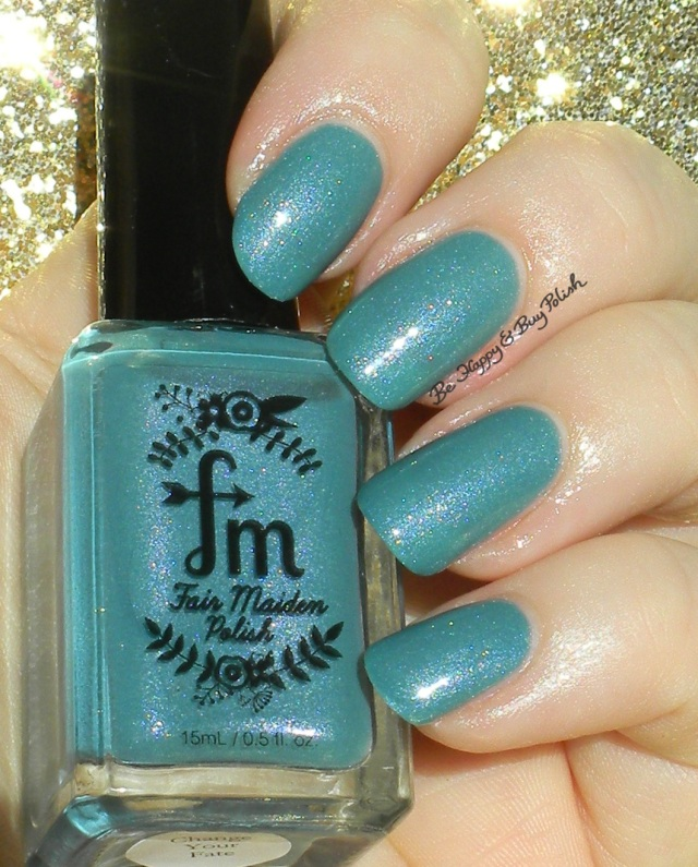 Fair Maiden Polish Change Your Fate | Be Happy And Buy Polish