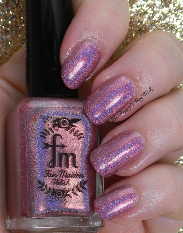 Fair Maiden Polish Kiss The Girl | Be Happy And Buy Polish