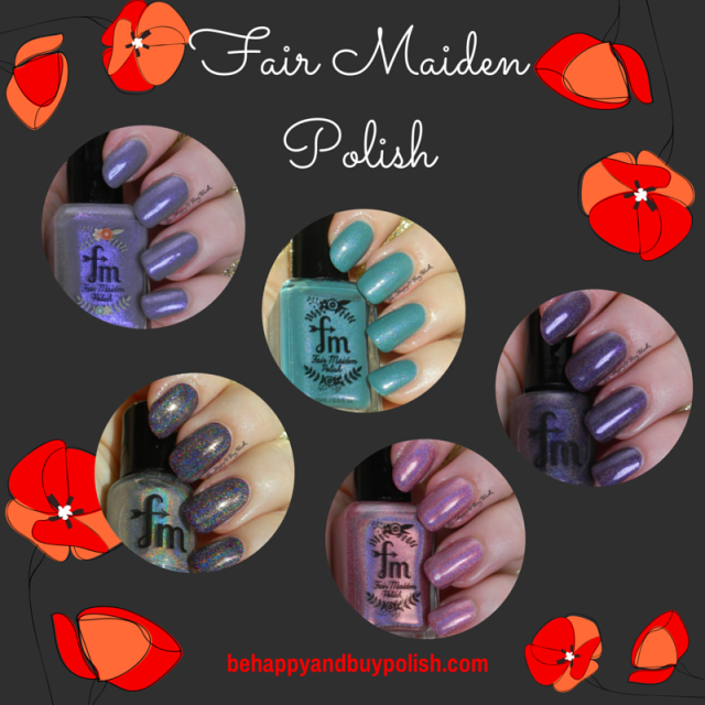Fair Maiden Polish Premiere | Be Happy And Buy Polish