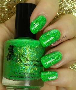 KBShimmer Partners in Lime | Be Happy And Buy Polish