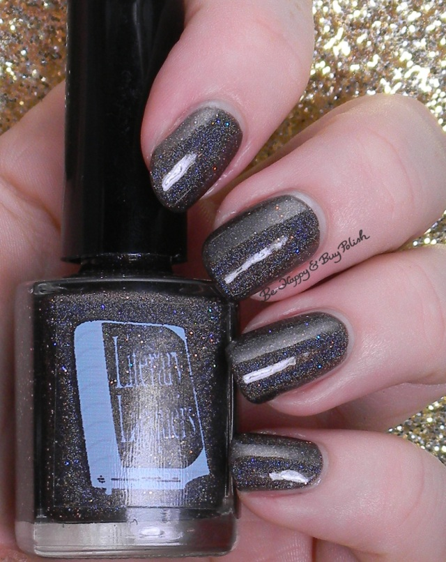 Literary Lacquers Laters, Baby | Be Happy And Buy Polish