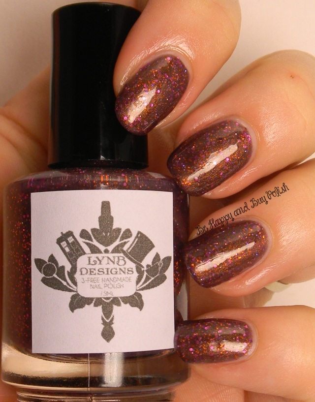 LynBDesigns This is Halloween | Be Happy And Buy Polish