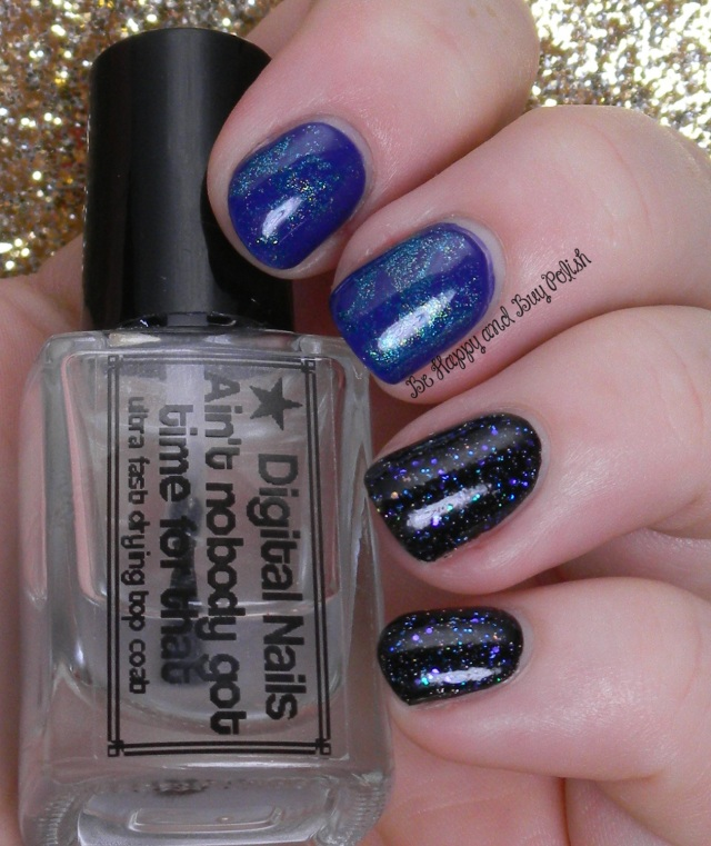 OPI The Sky's My Limit, Do You Have This Color In Stockholm, CrowsToes Triple Black Diamond | Be Happy And Buy Polish