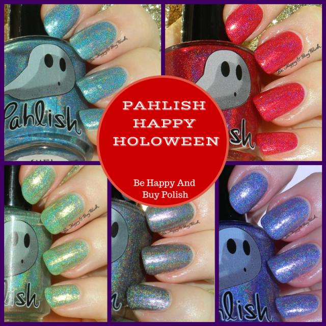 Pahlish Happy Holoween | Be Happy And Buy Polish