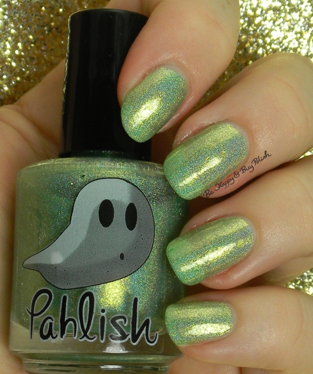 Pahlish Trick or Mint | Be Happy And Buy Polish