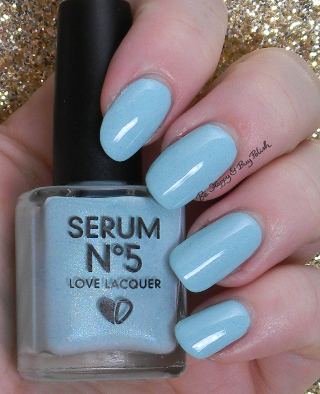 Serum No 5 Friendly Tiffs | Be Happy And Buy Polish