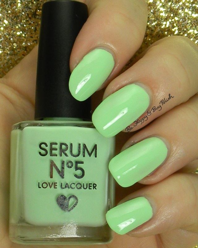Serum No 5 Glowin' of Eden | Be Happy And Buy Polish