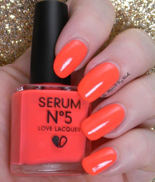 Serum No 5 Infrared | Be Happy And Buy Polish