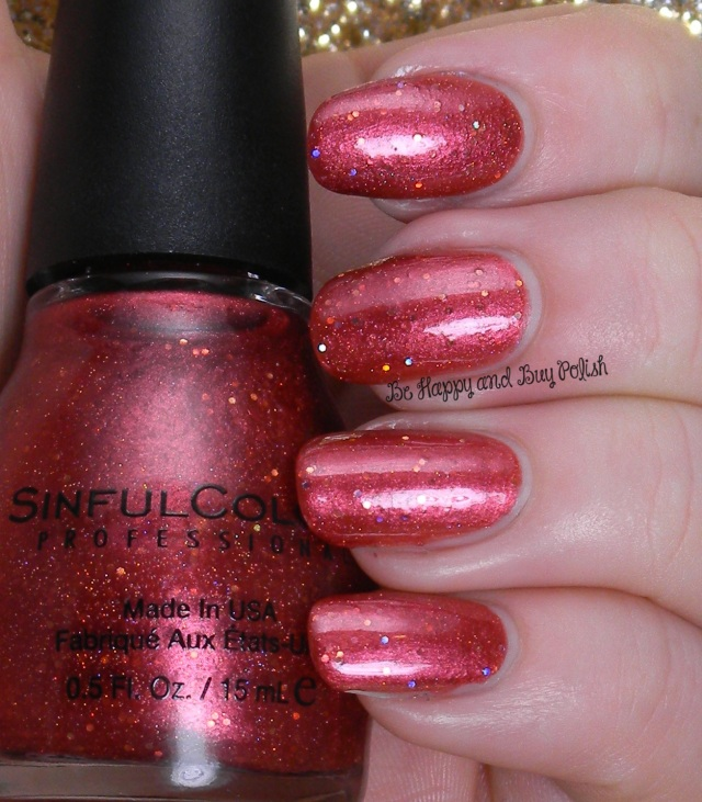 Sinful Colors Hot Chili | Be Happy And Buy Polish