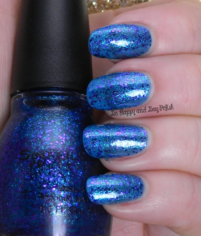 Sinful Colors Super Star | Be Happy And Buy Polish