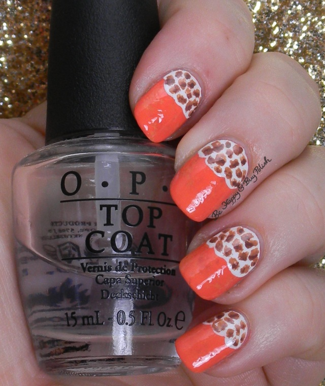 Sweet Potato Nail Art | Be Happy And Buy Polish