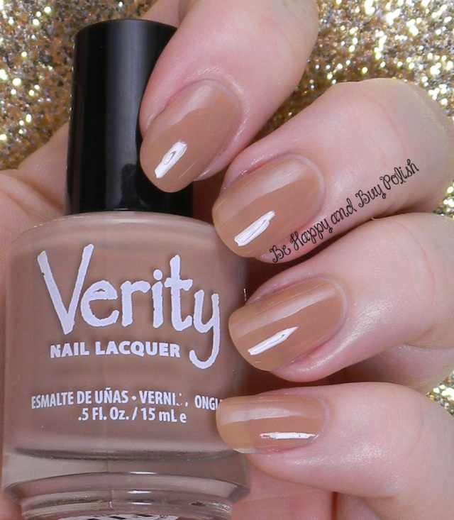 Verity Lite Brown | Be Happy And Buy Polish