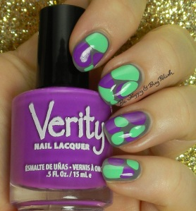 Verity Soft Green, Periwinkle, Lite Grey | Be Happy And Buy Polish