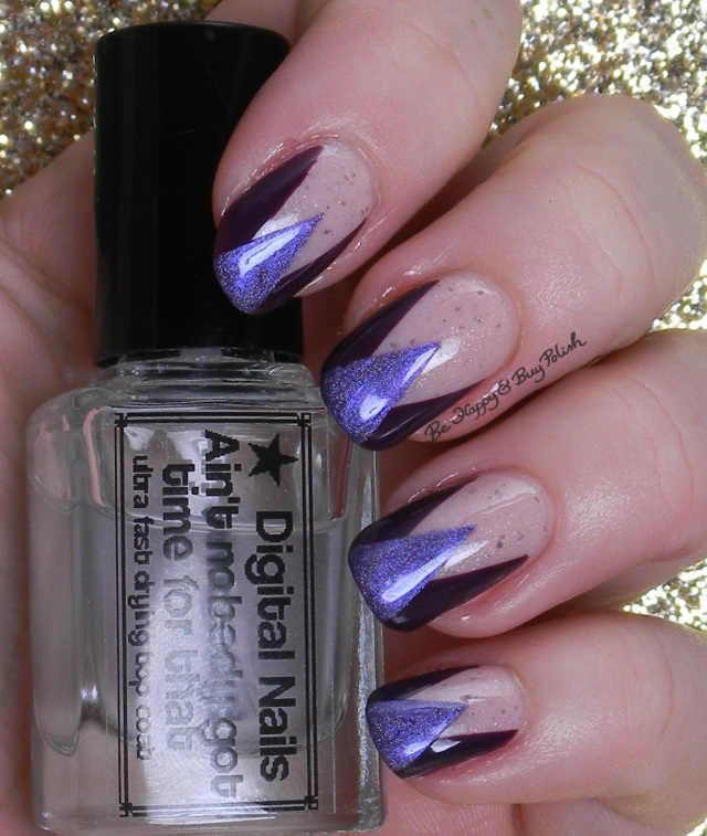 ALIQUID Lacquer Corpse de Ballet, OPI Skating on Thin Ice-land, Mentality Hard Candy | Be Happy And Buy Polish