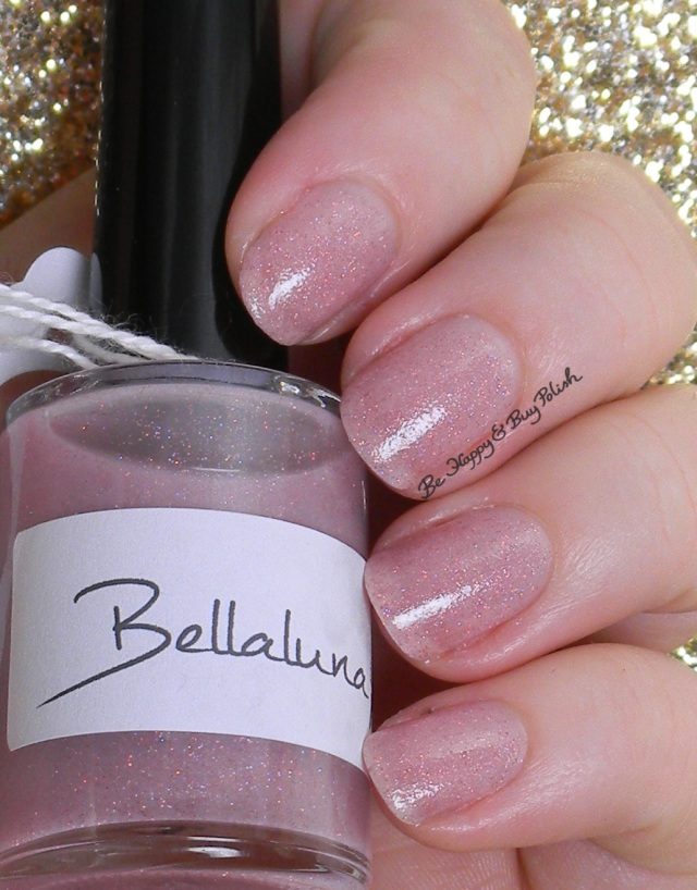 Bellaluna Cosmetics Holiday Glimmer | Be Happy And Buy Polish