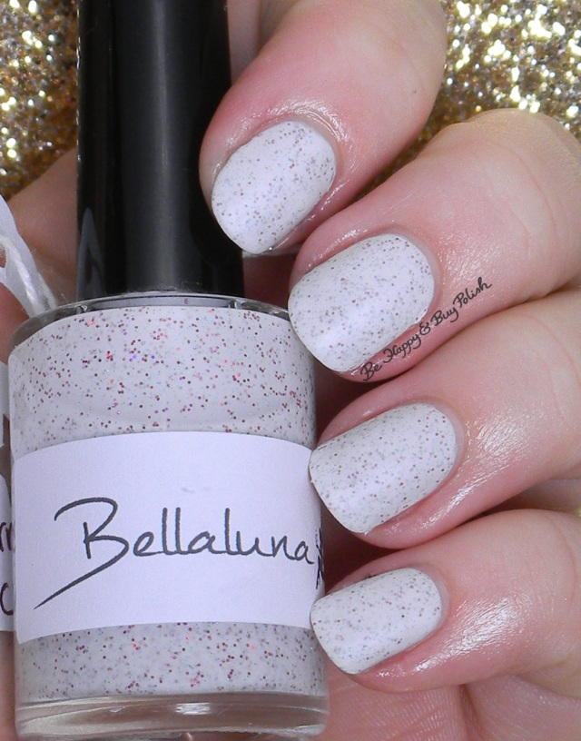 Bellaluna Peppermint Stick matte | Be Happy And Buy Polish