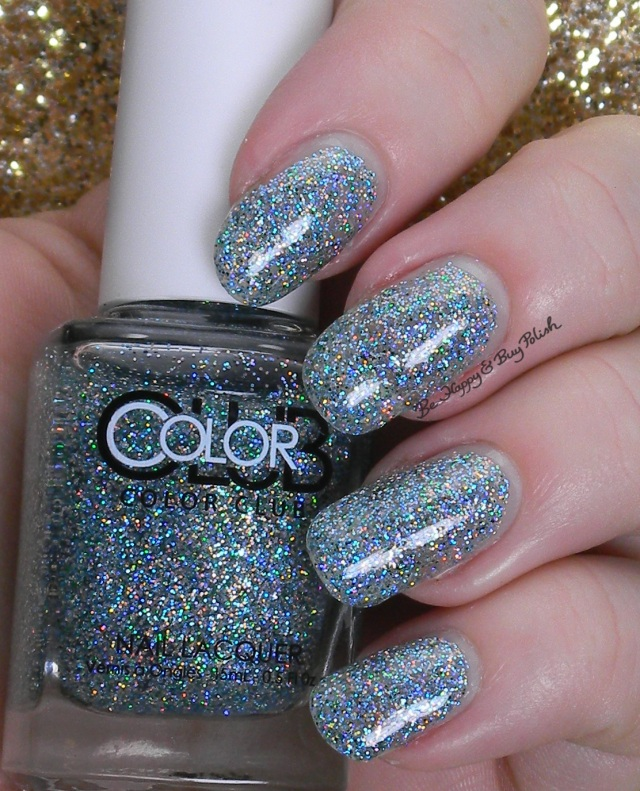 Color Club Beyond the Mistletoe   Be Happy And Buy Polish