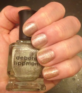 Deborah-Lippmann-Believe-Nail-Polish | The Beauty of Life