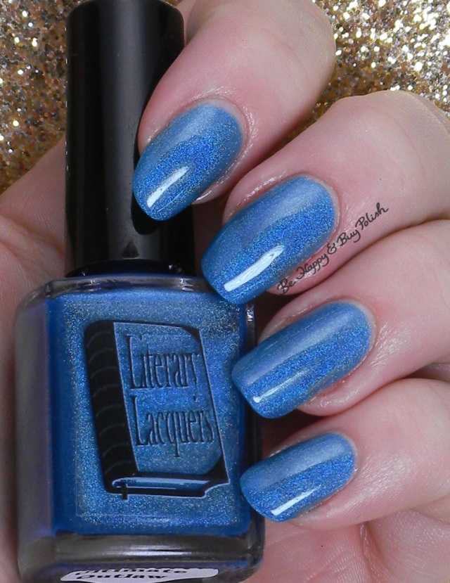 Literary Lacquers The Ultimate Outlaw | Be Happy And Buy Polish