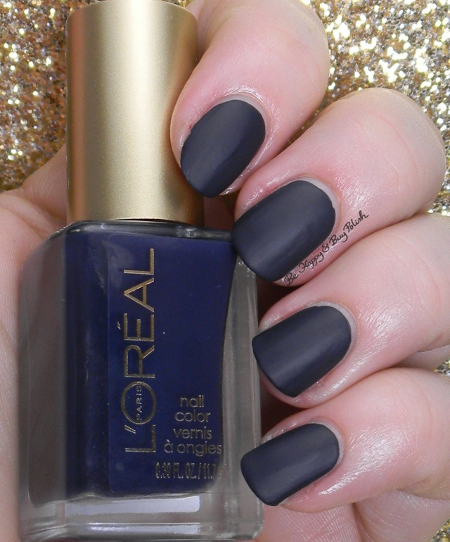 L'Oreal Grey Corset | Be Happy And Buy Polish