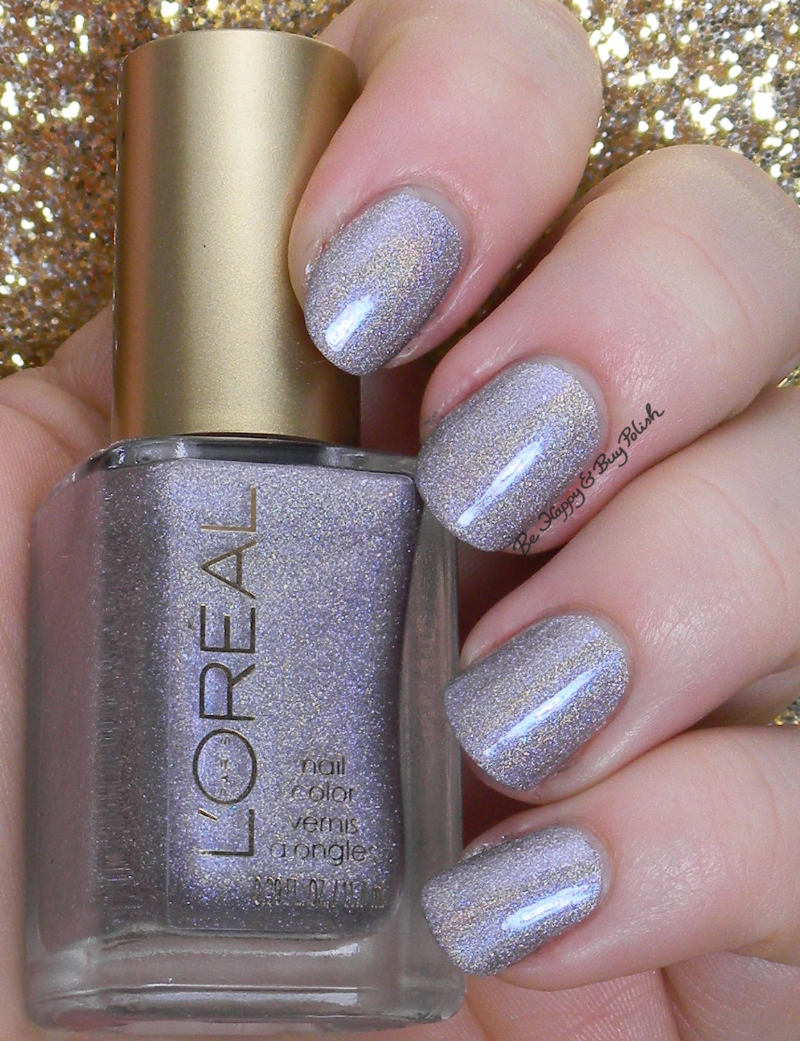 L\'Oreal Dark Sides of Grey nail polishes swatches + review | Be ...