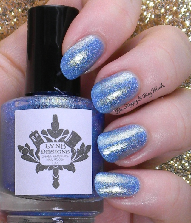 LynBDesigns Why Meddle? | Be Happy And Buy Polish