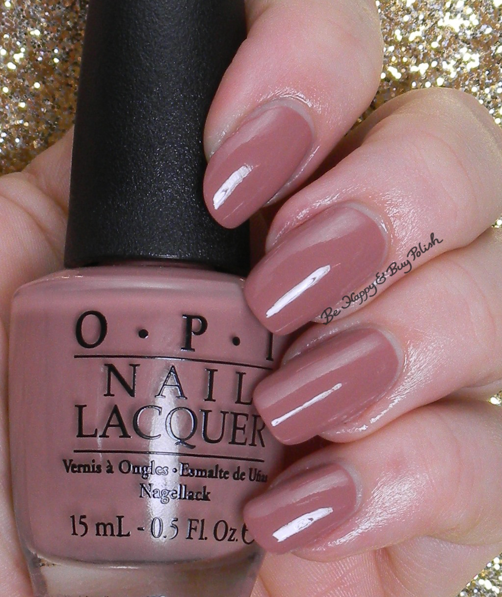 OPI miscellaneous nail polishes swatches   Be Happy and ...