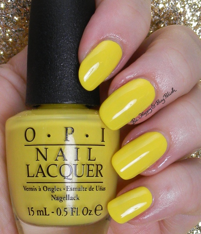 OPI I Just Can't Cope-Acabana | Be Happy And Buy Polish