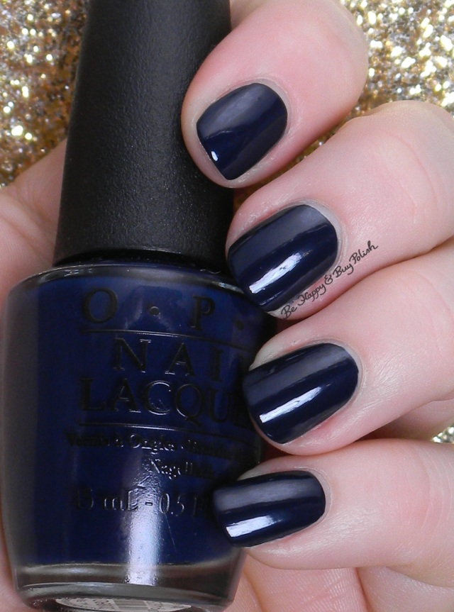OPI Incognito in Sausalito | Be Happy And Buy Polish