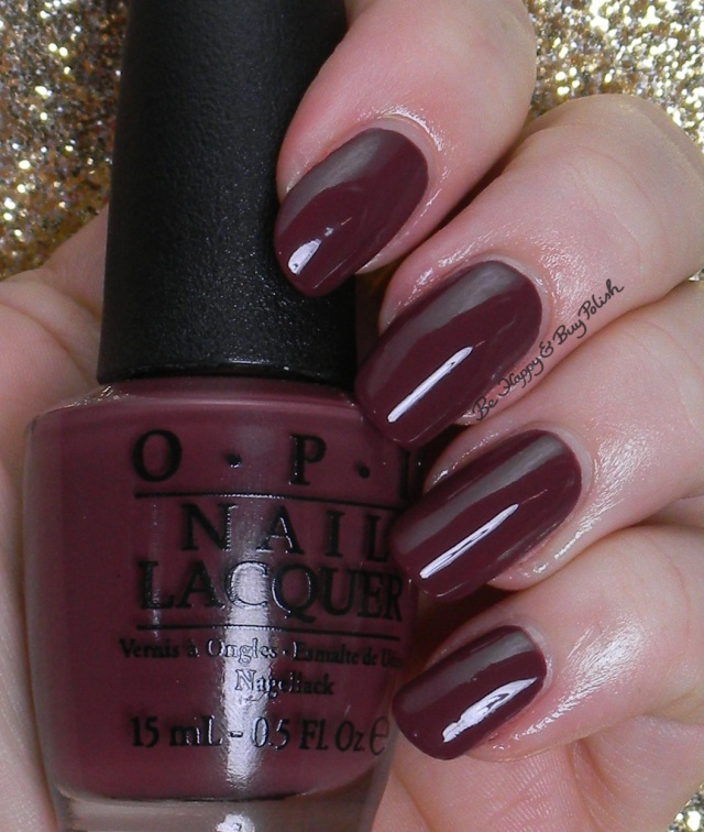 OPI Scores a Goal! | Be Happy And Buy Polish