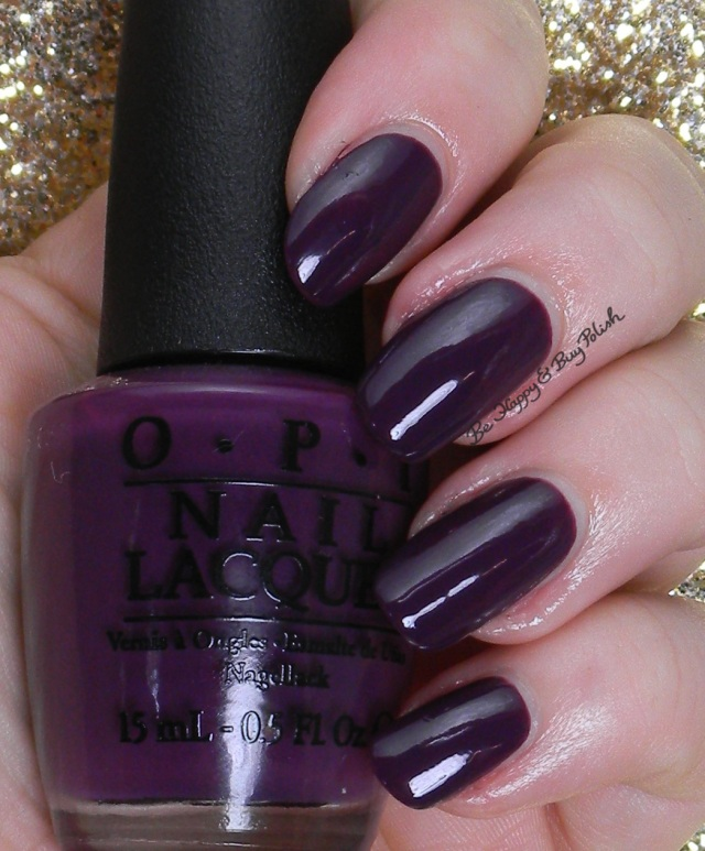 OPI Skating on Thin Ice-land | Be Happy And Buy Polish