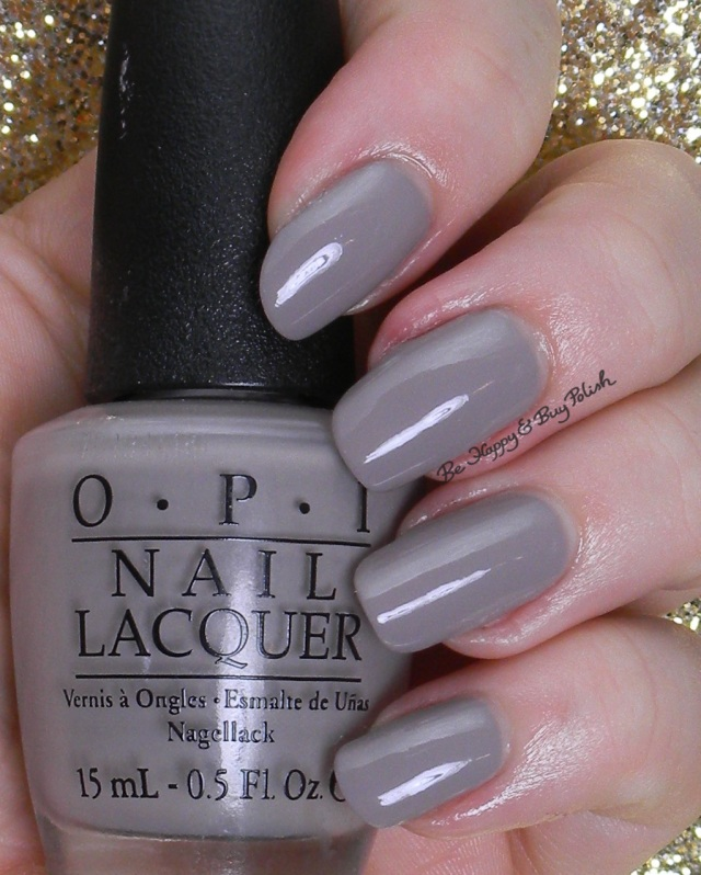 OPI Taupe-less Beach | Be Happy And Buy Polish