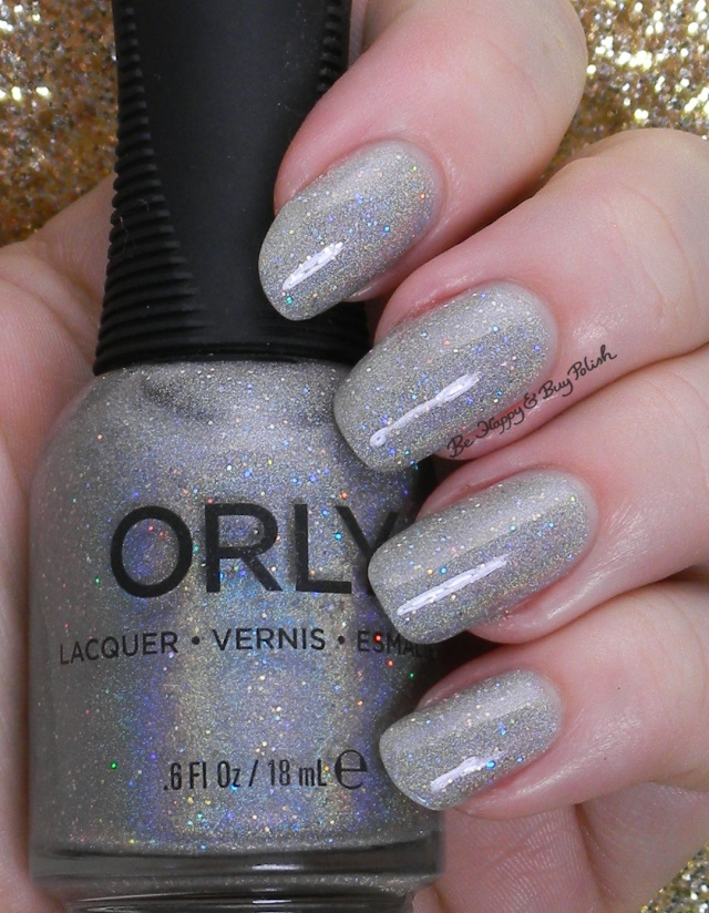 Orly Mirrorball swatches + review | Be Happy and Buy Polish