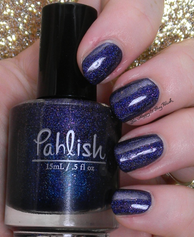 Pahlish My Bespoke Psychopath | Be Happy And Buy Polish