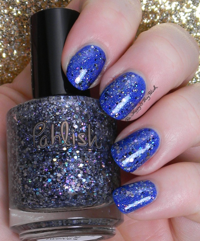 Pahlish The Moon is an Egg, The Clock is Striking Twelve's | Be Happy And Buy Polish