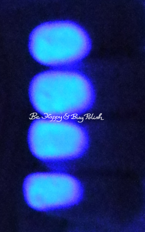 Quaint Paints Quantum Fizz-ics glow in the dark | Be Happy And Buy Polish
