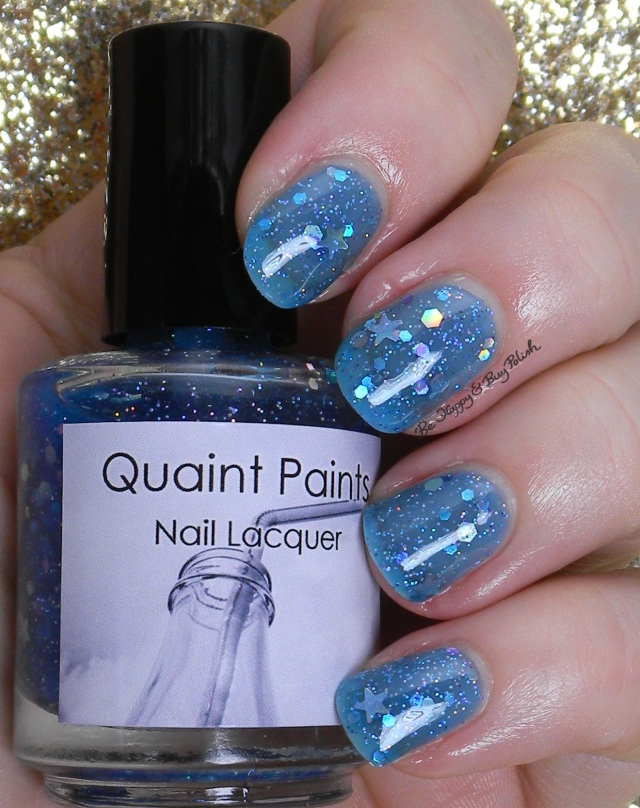 Quaint Paints Quantum Fizz-ics | Be Happy And Buy Polish