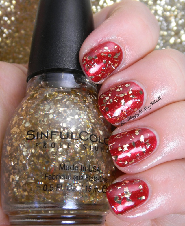 Sinful Colors Twilight Twinkles, Sugar Sugar | Be Happy And Buy Polish