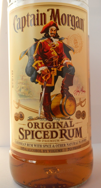 Captain Morgan Spiced Rum | Be Happy And Buy Polish