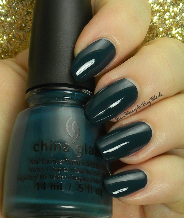 China Glaze Well Trained | Be Happy And Buy Polish