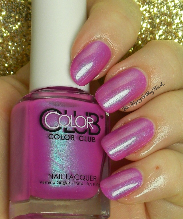 Color Club Ultra Violet | Be Happy And Buy Polish
