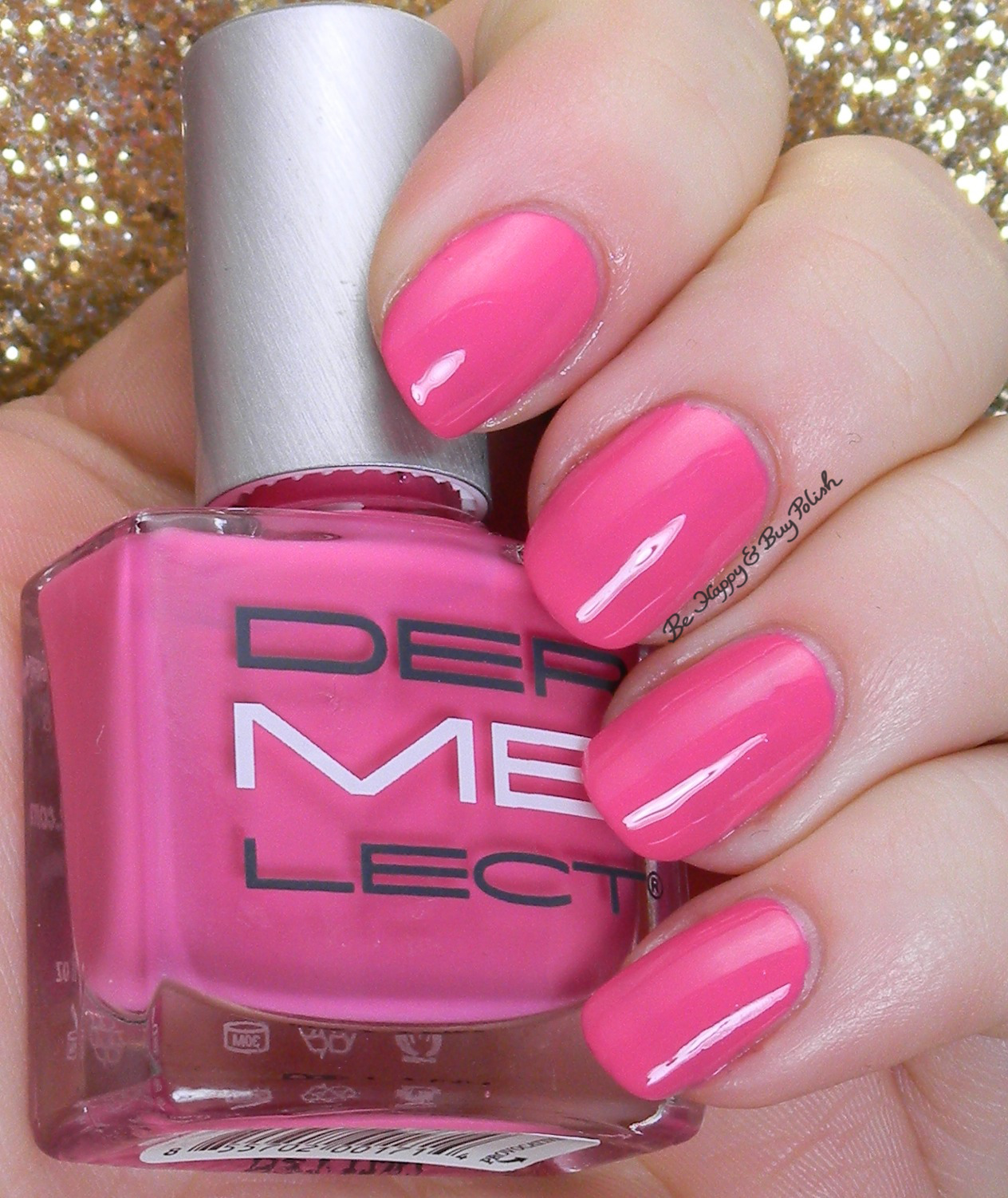 Dermelect Nail Polish Swatches + Review | Be Happy and Buy Polish