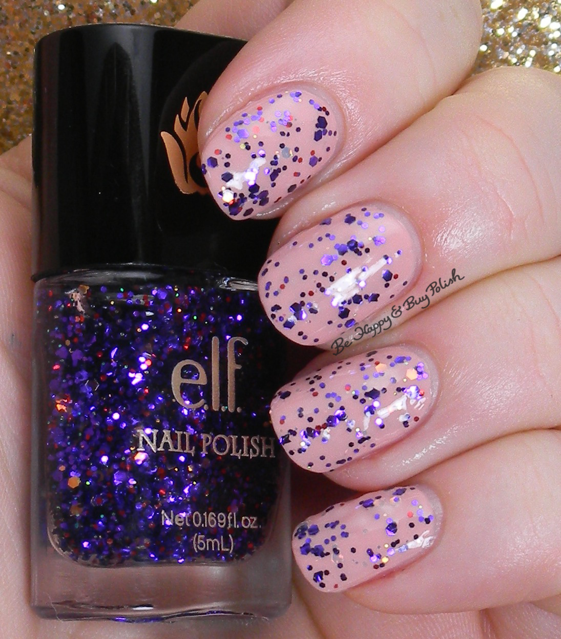 e.l.f. gina girl over nude | Be Happy And Buy Polish