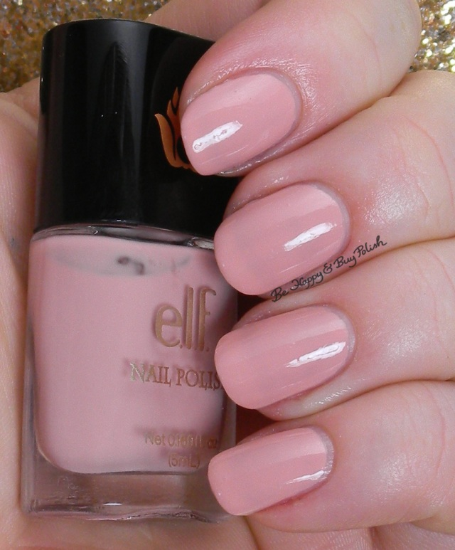 e.l.f. nude | Be Happy And Buy Polish