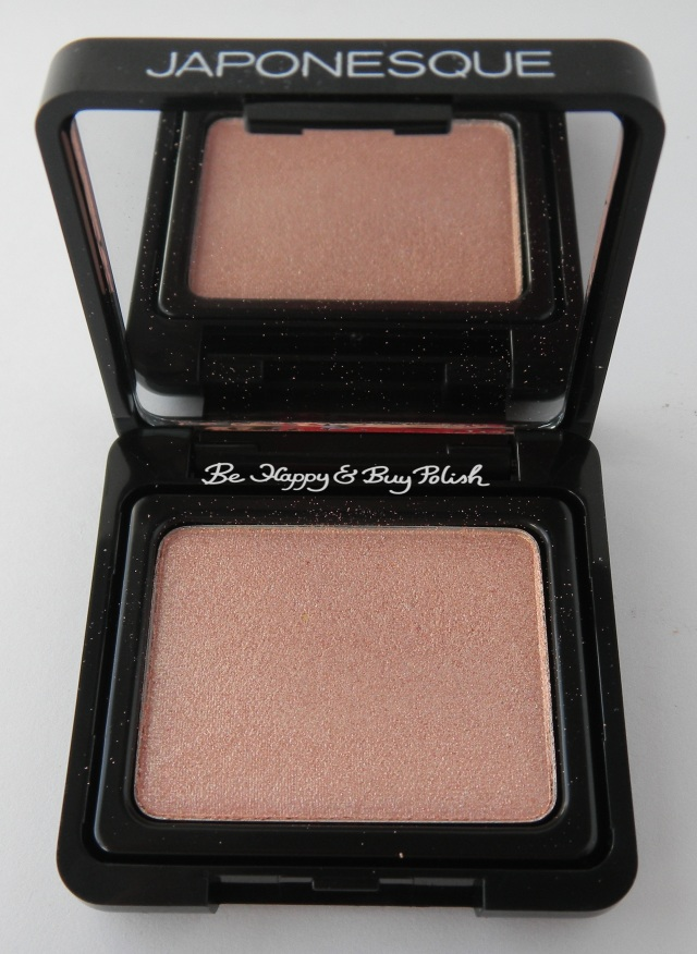 Japonesque Velvet Touch Eyeshadow 03 inside compact | Be Happy And Buy Polish