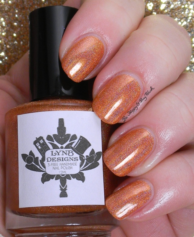 LynBDesigns Am I Ginger? | Be Happy And Buy Polish